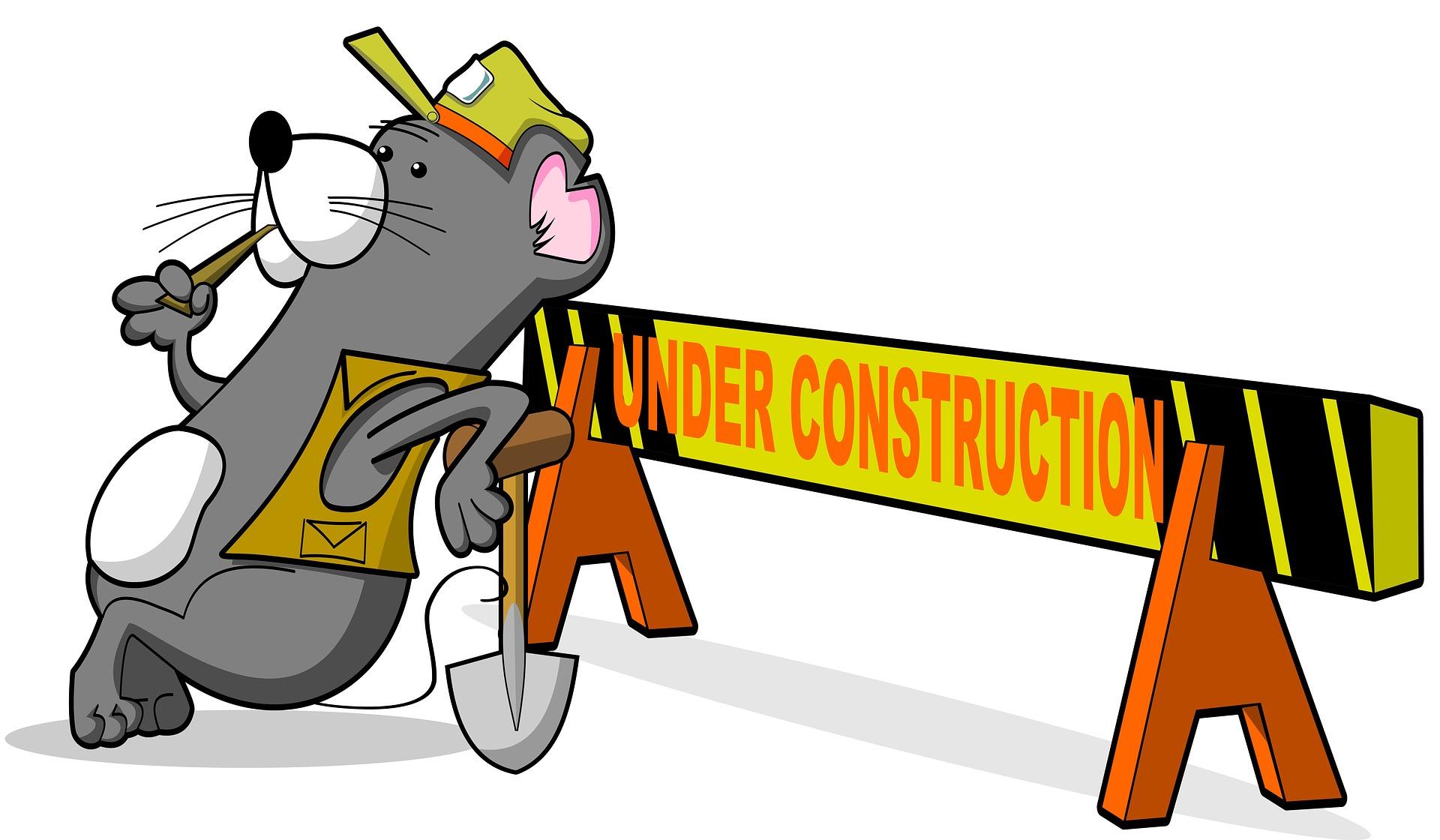 Praxis wegen Bauarbeiten bis zum 17.05.21 geschlossen.